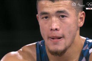 Токио-2020: Акжол Махмудов завоевал серебряную медаль Олимпиады