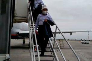 ГКНБ: Аскар Акаев, находящийся в розыске,  доставлен в Бишкек