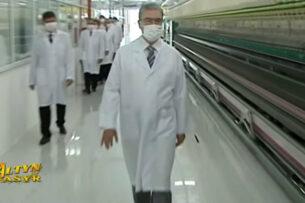 Президент Туркменистана пережил инсульт?