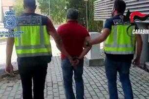 В Испании арестован «босс боссов» итальянской мафии «Ндрангета»