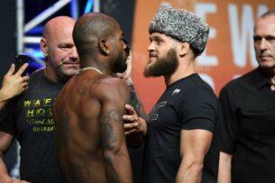 Кыргызстанец Рафаэль Физиев победил Бобби Грина на турнире UFC 265 (видео)