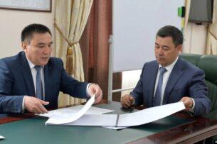 Сарыбашев: Возглавить мэрию Бишкека предложил президент