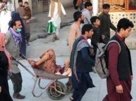 Талибан: Взрыв в аэропорту  Кабула — дело рук террористов
