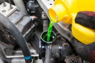 Воздух в системе охлаждения двигателя авто: как удалить воздушную пробку