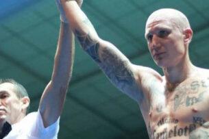 Полиция расследует участие в финале чемпионата Италии по боксу спортсмена с нацистскими татуировками