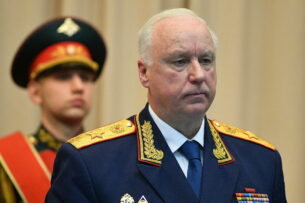 Глава Следственного комитета связал нападения на российские учебные заведения с деструктивным влиянием интернета
