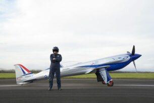 Rolls Royce успешно испытал электрический самолет Spirit of Innovation