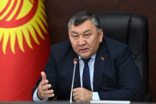 Секретарь Совбеза Кыргызстана напомнил, что проведение нечестных выборов приводят к народным волнениям