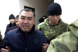В Генпрокуратуре рассматривается заявление Равшана Джеенбекова о привлечении к уголовной ответственности судьи  Азирета Медерова
