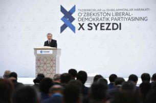 Мораторий на вырубку деревьев в Узбекистане будет бессрочным — Шавкат Мирзиёев