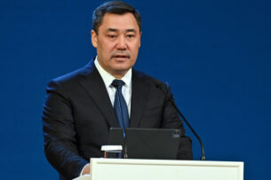 В Кыргызстане не будет военной базы США — Садыр Жапаров