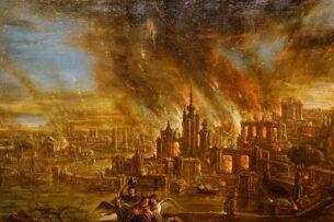 Содом был уничтожен метеоритом, считают археологи