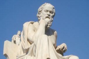Живые слова и мертвые буквы: почему Сократ считал, что читать вредно