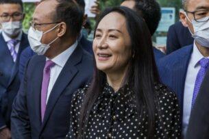 Китай обменял финдиректора Huawei на двух канадцев
