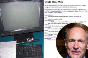 Найден первый в мире веб-сайт. Он все еще работает спустя 30 лет