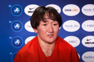 Что сказала Айсулуу Тыныбекова после победы на чемпионате мира? Видео финальной схватки и заявления чемпионки