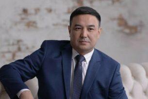 Алмазбек Рахманкулов отстранен от должности акима Лейлекского района