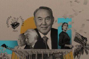 OCCRP: Тайные маневры неофициальной жены Нурсултана Назарбаева в офшорах