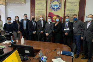 Минздрав Кыргызстана получает  новую систему эпиднадзора за болезнями от Центров США по контролю и профилактике заболеваний