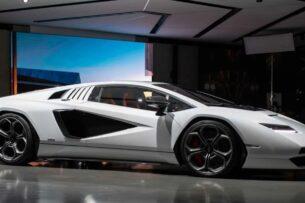 Создатель легендарного суперкара Lamborghini Countach подверг критике его ремейк