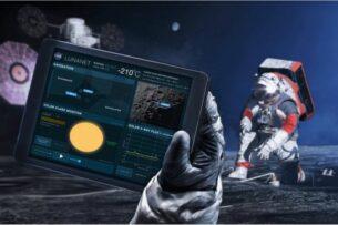 США разрабатывают лунный интернет. НАСА хочет охватить Луну вайфаем
