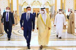 Что стоит за визитом премьера Казахстана в ОАЭ?  Никто в Акорде и Библиотеке не бил в барабаны