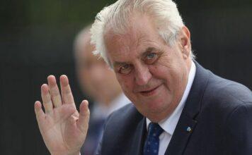 Чешская полиция расследует сообщения о состоянии здоровья президента Земана