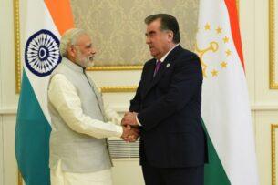 На плечах Таджикистана Индия врывается в Центральную Азию — Икрам Нур