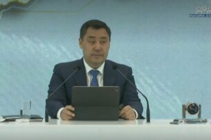 Президент Кыргызстана прокомментировал статус Жээнбекова,  уголовные дела по октябрьским событиям и допросы активистов