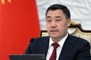 Садыр Жапаров призвал не голосовать за партии, которые называют себя провластными или президентскими
