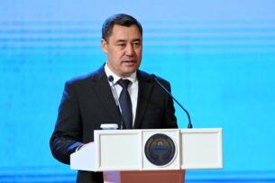 О чем говорил Садыр Жапаров на Республиканском совещании глав органов МСУ и местных госадминистраций (текст выступления)