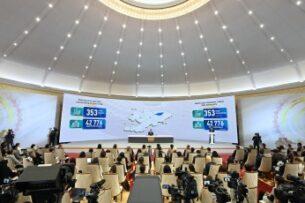 Образован Ситуационный центр администрации президента Кыргызстана