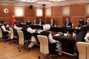 Талибы попросили Анкару продолжать оказание гумпомощи Афганистану