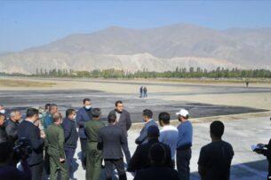 В анклаве Сох завершилось строительство аэропорта