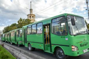 Мэрия Бишкека разъясняет, почему на линию выходит только 90 новых автобусов из 210