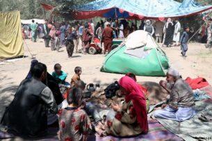 Количество афганских беженцев в Таджикистане превышает уже 15 тысяч человек