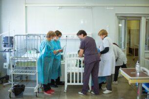 Завершилась миссия ВОЗ по повышению качества стационарной помощи для охраны здоровья матери и ребенка в Кыргызстане