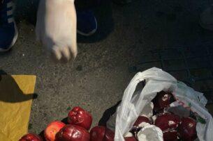 Наркоборцы Кыргызстана изъяли 10 кг метамфетамина. Спрятали внутри муляжей яблок