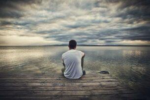 Заикание исчезает в одиночестве
